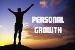Set goals so you can grow.