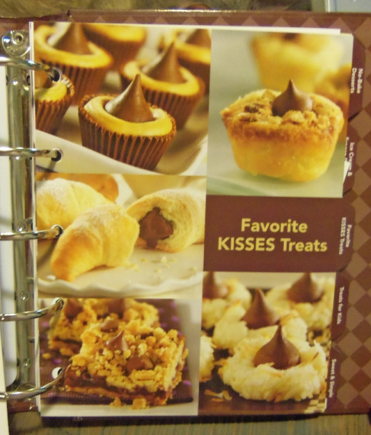 Hershey Kisses Treats & Ideas.  These are really fun to do with kids.