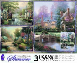Best Thomas Kinkade Puzzles