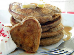 Gingerbread Pancakes & Over 20 More Pancake Ideas