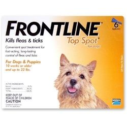 Frontline for puppies