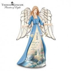 Thomas Kinkade  Angel Figurines Photo Gallery