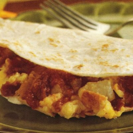 Breakfast or Brunch Tacos