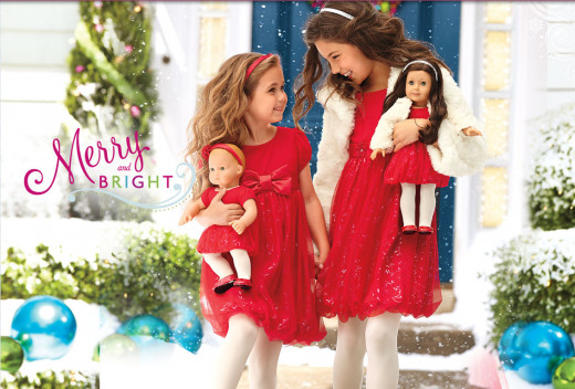 For matching children's and doll clothes see Dollie and me matching outfits.