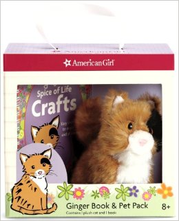 Ginger Kitty has lots of crafts in mind for your child to make.