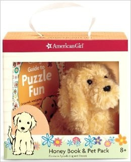 Honey Pup loves to do puzzles along with fun crafts.