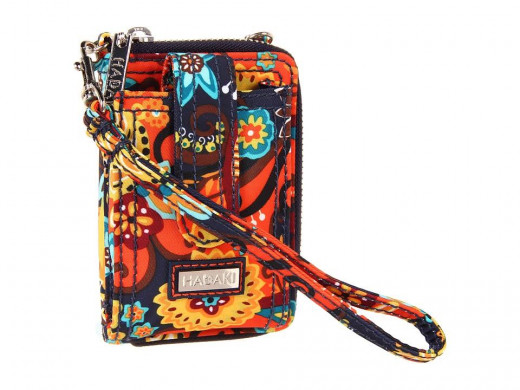 Hadaki Arabesque Essentials Wristlet Wallet