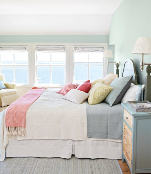 Photo by Country Living Color Trends