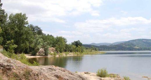 Lac de St Ferreol near Revel