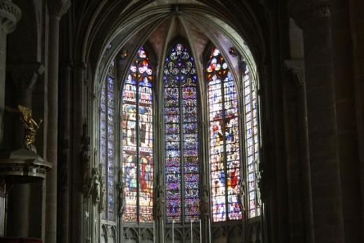 Saint-Nazaire, Carcassonne