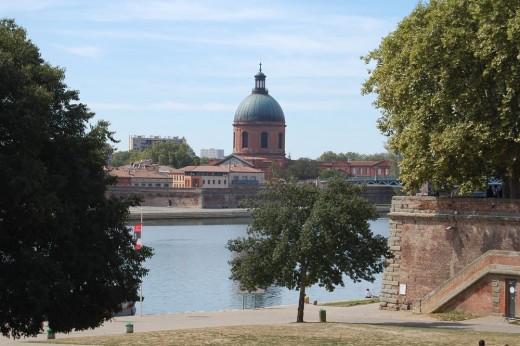 Toulouse - River Garrone