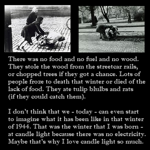 Dutch Famine of 1944