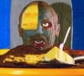 Zombie Scary Halloween Theme Cakes