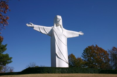 """Christ of the Ozarks"" (sxc.hu)"