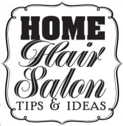 Tips for creating a home hair salon