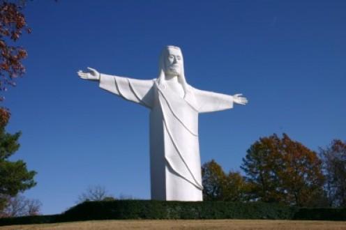 """Christ of the Ozarks"" (sxc.hu)"