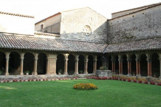 The Abbaye St Papoul