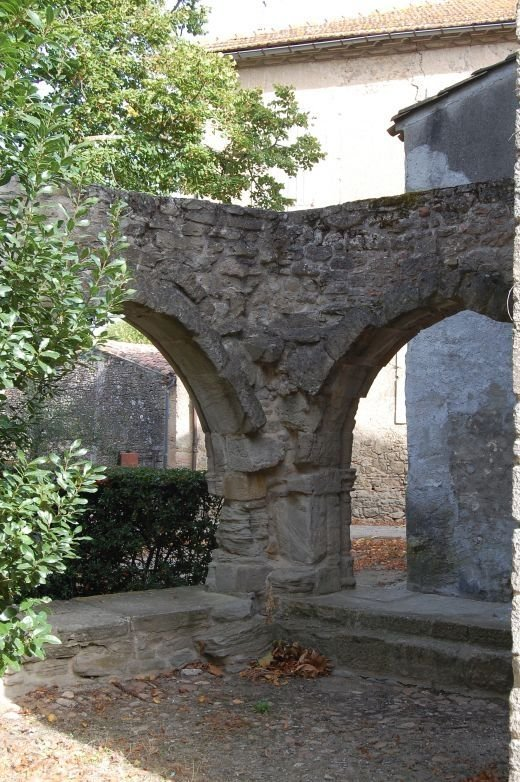 The Abbaye St Papoul, worth a stop on route to Minervois