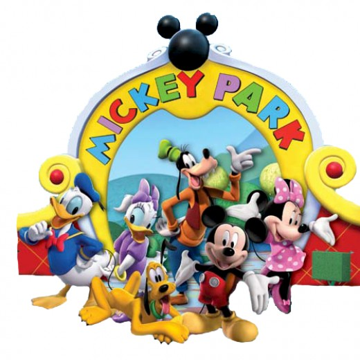 Mickey Mouse Club House, for non-commercial, personal use only. Right-click to save.