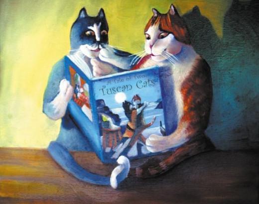 Cat Stories from Laura Graham