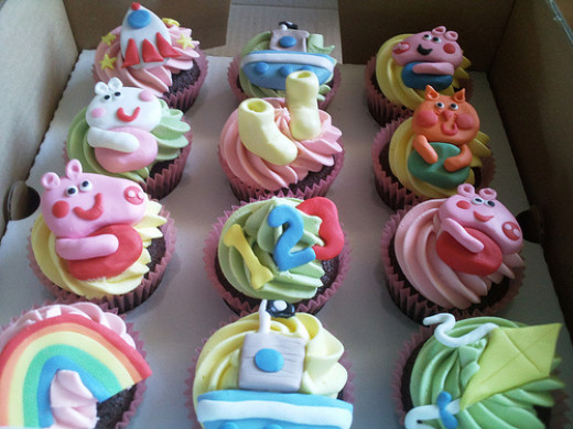 Courtesy of Fantasy Cupcakes www.fantasycupcakes.co.uk