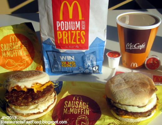 McDonald's Breakfast