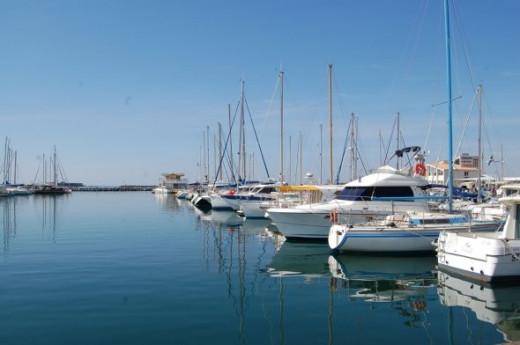 Cap d'Agde Marina France