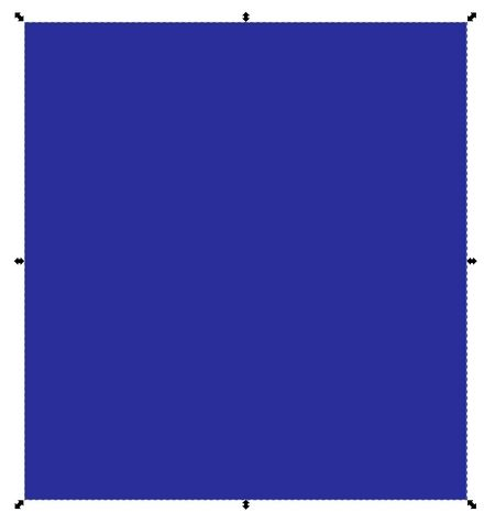 blue-square-picture