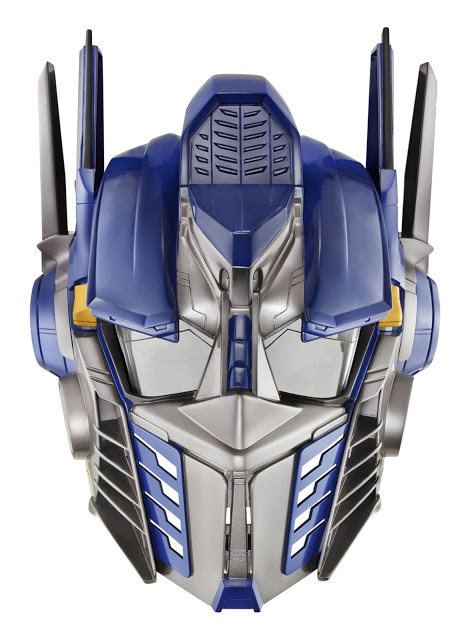 Transformers Cut-Out Costume