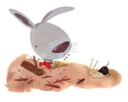 Bunny meets Snail (from Bunny in Love)