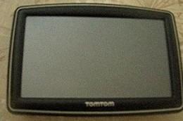 TomTom turned off
