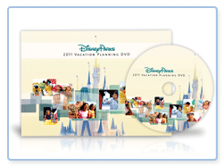Free Disneyworld Vacation Planning DVD