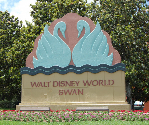 Disney's Swan Resort in the Epcot Resort Area