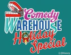 Comedy Warehouse Holiday Special of Lights at Disney's Hollywood Studios