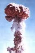 China tested its first atomic bomb on October 16th.