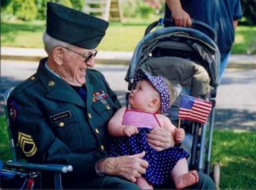 Edward Whitehead (USA), centenarian