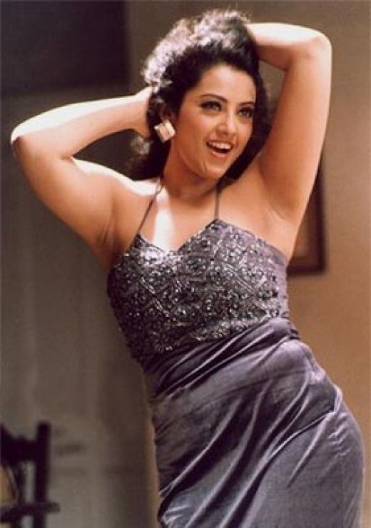 Sexy Tamil Actress Meena