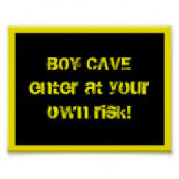 How To Create The Perfect Boy Cave