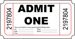 Scott Henderson printable birthday invitation