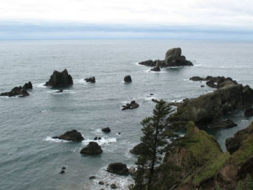 Ecola State Park,