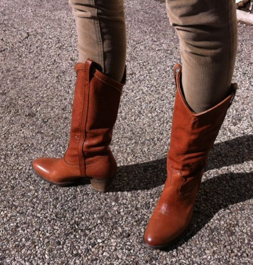 midcalf boots fit tip