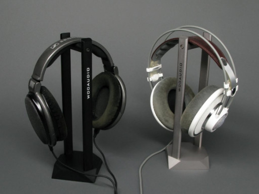 Woo Audio Aluminum Headphone Stands