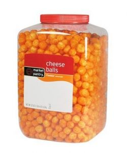 Cheese Balls from Target