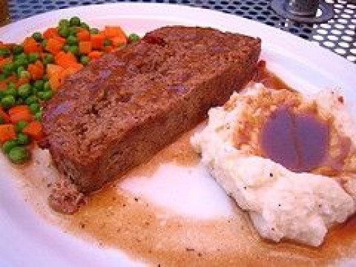 Meatloaf is a cheap and easy dish to make