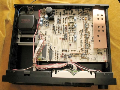 Look Inside this Yamaha TX-1000