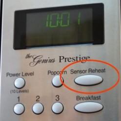 What is Sensor Reheat?