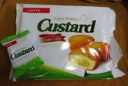 Happy Promise Custard Cream Cakes