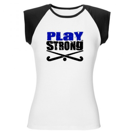 Play Strong Field Hockey Shirt