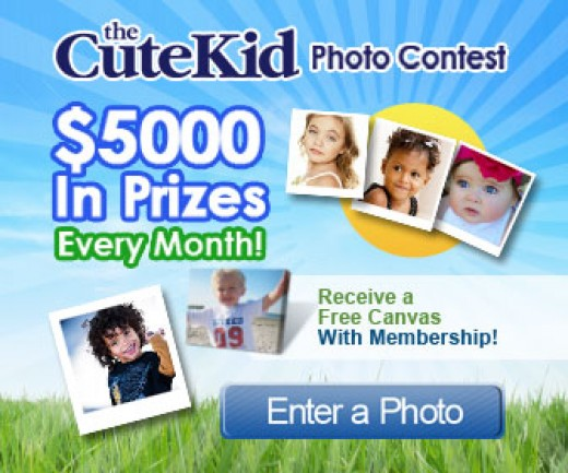 cute kid contest 2014 | submit a photo