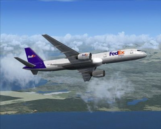 Fedex Express - Get it there tomorrow